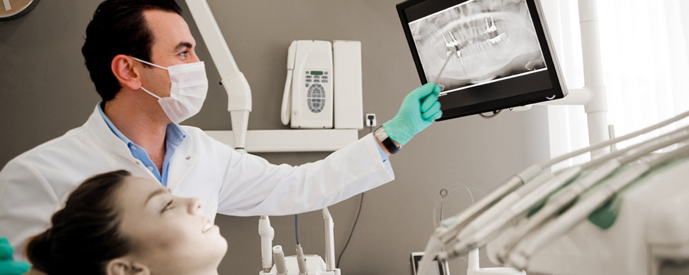 dentist in Limassol - Digital Radiography